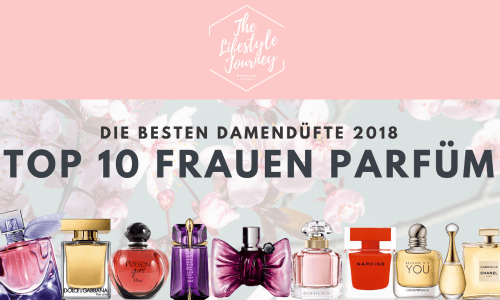 top 10 beste damendüfte 2018