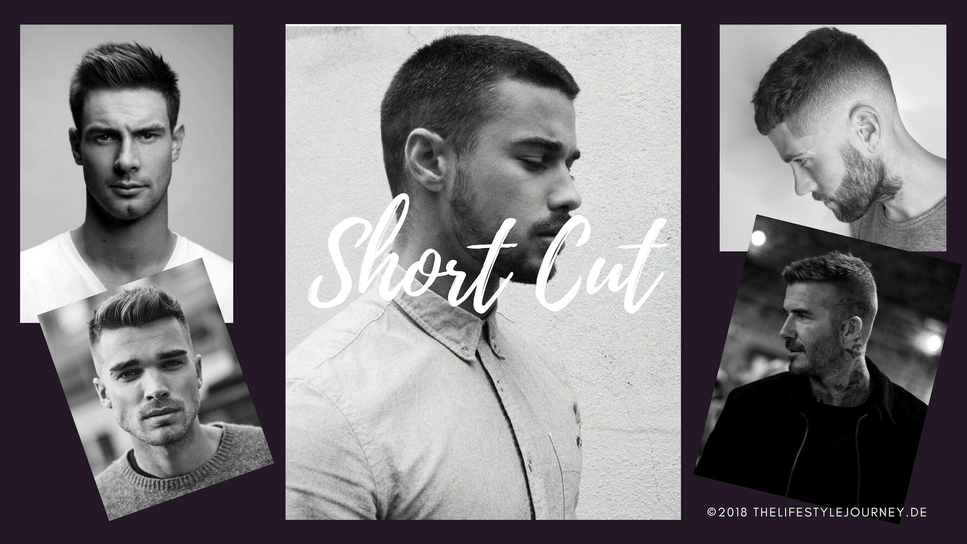 Herren Frisuren 2019 Haartrends Männer Haarschnitte Hairstyles