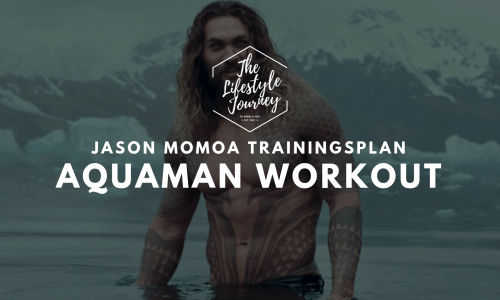 Jason Momoa Trainingsplan