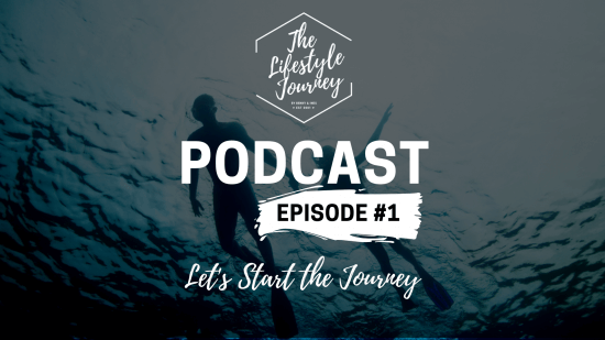 Podcast Episode 1 ▷ Let's Start the Journey!
