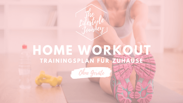 Home Workout ohne Geräte